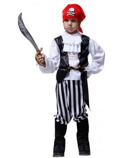 Nordisk Lille Pirat Kostume Halloween Kostume Børn