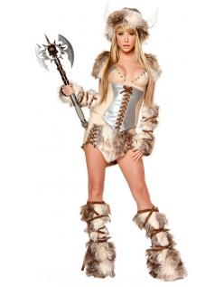 Vikingetøj Kostume Deluxe Gladiator Kostume