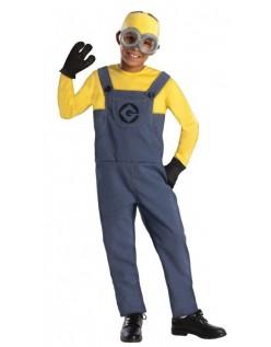 Grusomme Mig Dave Minions Kostume til Børn