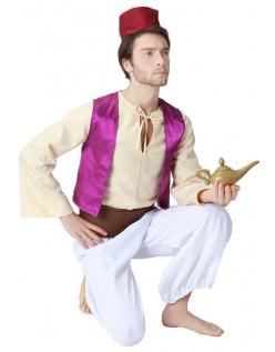 Halloween Aladdin Kostume til Mænd