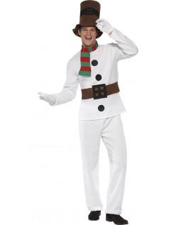 Frosty Mr. Julemandskostume