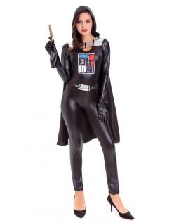 Star Wars Darth Vader Kostume til Kvinder