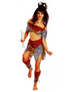 Hulemand Udklædning Indianer Kostumer til Kvinder