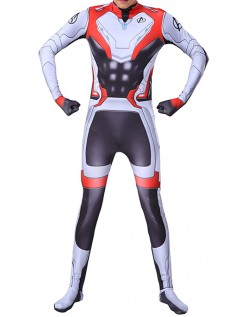 Marvel Avengers Endgame Quantum Realm Kostume Voksne Heldragt