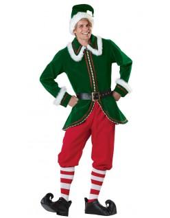 Elf Julemandskostume