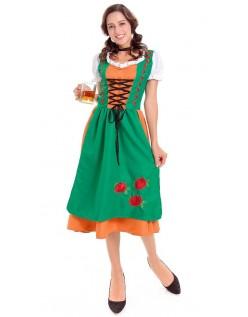 Tyrolertøj Oktoberfest Kostume Kvinder
