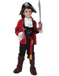 Halloween Pirat Kostume Til Børn