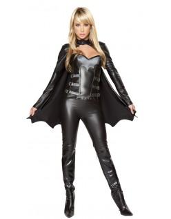 Batgirl Kostume Deluxe Superhelte Kostume