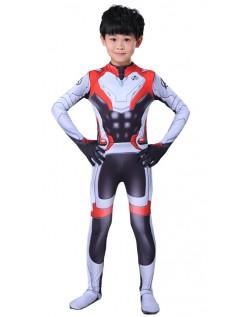 Marvel Avengers Endgame Quantum Realm Kostume Børn Heldragt