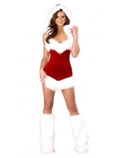 Skønhed Hættetrøje Jule Kostume