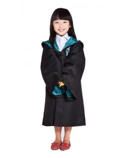 Harry Potter Slytherin Kappe Kostume Børn