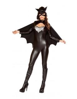Batgirl Kostume Heroine Af Natten