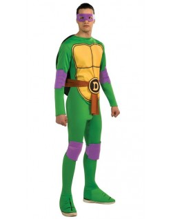 Klassisk Ninja Turtles Donatello Kostume