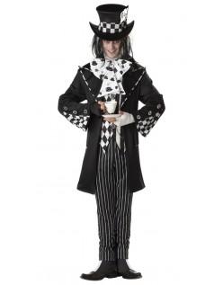 Mørke Mad Hatter Kostume Til Mænd