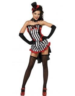 Madame Halloween Vampyr Kostume