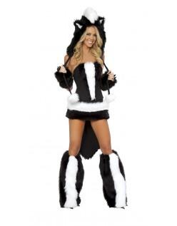 Kat Pige Kostume Halloween Dyrekostumer