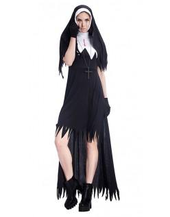 Scariest Nonne Kostume