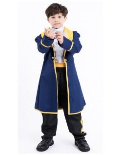 Skønheden og Udyret Kostume til Børn