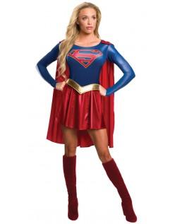 DC Tegneserier Supergirl Kostume Superhelte Kostumer
