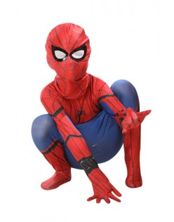 Homecoming Spiderman Kostume til Barn