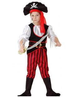 Halloween Vikingetid Pirat Kostume Dreng