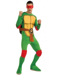 Klassisk Ninja Turtles Raphael Kostume