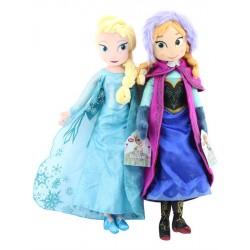 Frost Elsa Dukke Legetøj Plysdyr Gaver til Børn